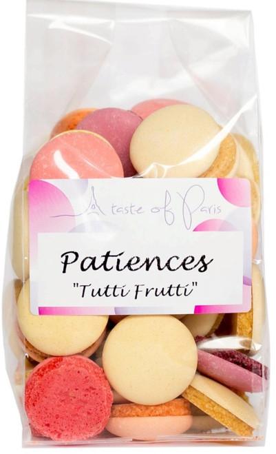 A Taste of Paris - Patiences Biscuits 'Tutti Frutti'