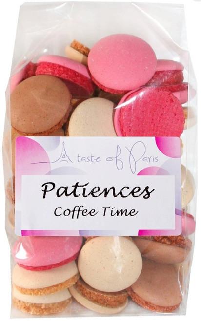 A Taste of Paris - Patiences Biscuits 'Coffee Time'