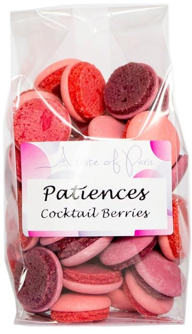 A Taste of Paris - Patiences Biscuits 'Cocktail Berries'