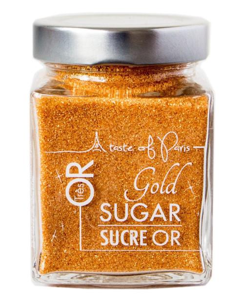 A Taste of Paris - Gold Sugar 240g