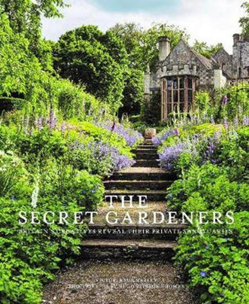 Gardening Book: The Secret Gardeners Hardback Book