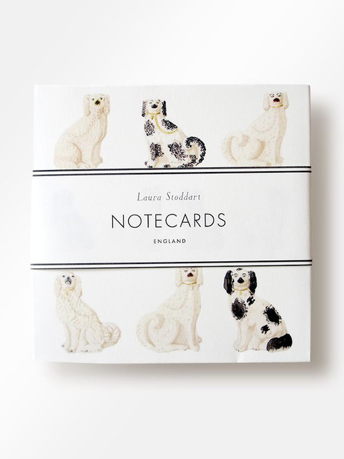 Laura Stoddart - ODD DOGS – NOTECARDS, packed of cards