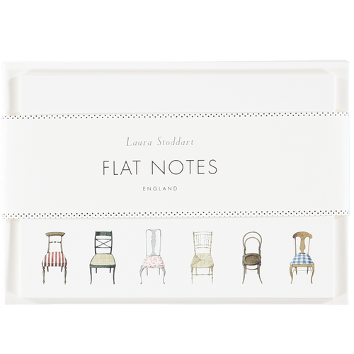 Laura Stoddart - MUSICAL CHAIRS FLAT NOTES
