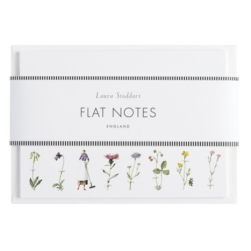 Laura Stoddart - WILD FLOWERS FLATNOTES