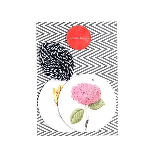 Laura Stoddart - IN BLOOM - GIFT TAGS, Packet