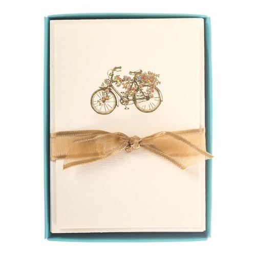 Boxed Cards- Flower Bicycle, La Petite Presse by Graphique de France.