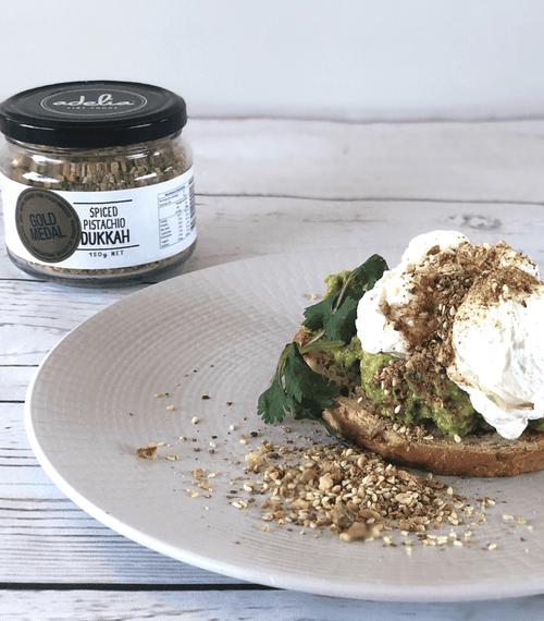 Adelia Fine Foods - Spiced Pistachio Dukkah