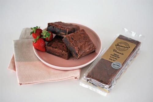 Bellarine Brownies Company -TRIPLE CHOCOLATE BROWNIE