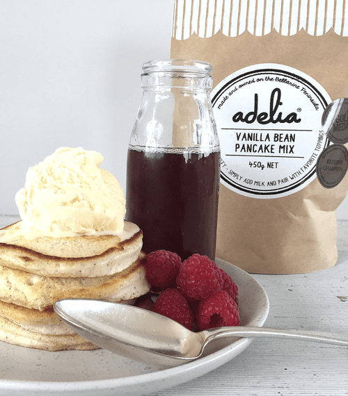 Food Hamper, Pancakes and Syrup Combo