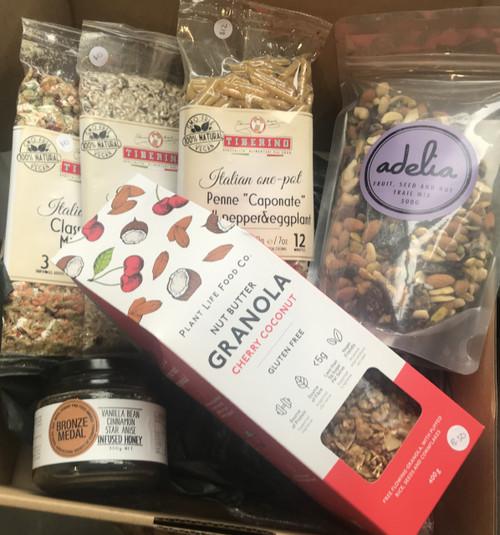 Food Hamper, Meals & Snacks Set 5