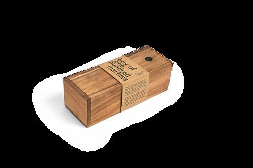 Planet Finska - box of one hundredmarbles
