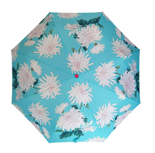 Chrysanthemum Compact Umbrella Burgon & Ball RHS