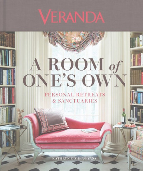 Home Decorating Book: Veranda- A Room of One's Own Hardcover Book
