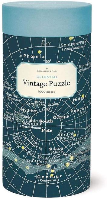 Cavallini 1000 Piece Puzzle - Celestial