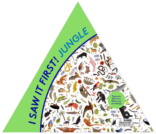 I SAW IT FIRST: JUNGLE, Family Game