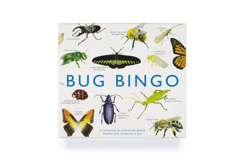 Bug Bingo Family Game