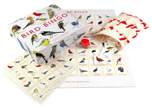 Bird Bingo Family Game