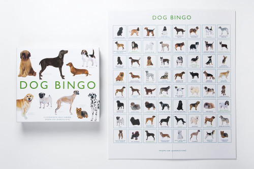Dog Bingo Family Game
