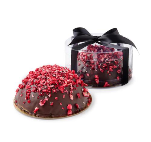 Bramble & Hedge- Panforte Dome Nougat Cake - 600g