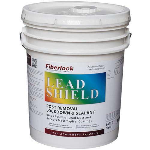 Lead SHIELD Lockdown-Clear 5gal
