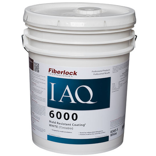 IAQ 6000 Mold Resistant Coating White 5/gal