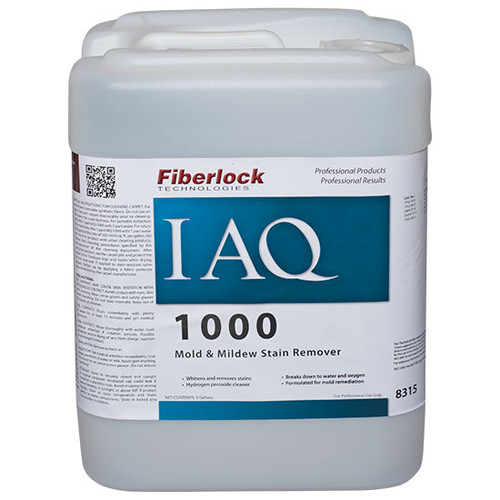 IAQ 5g 1000 Hydrogen Peroxide Mold & Mildew Stain Remover