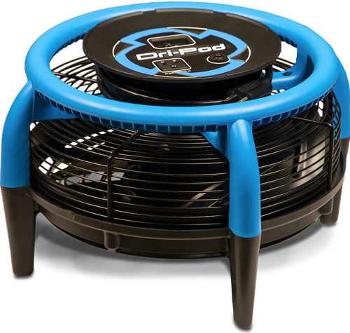 Dri-Pod Floor Dryer