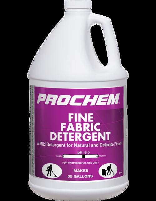 Fine Fabric Detergent