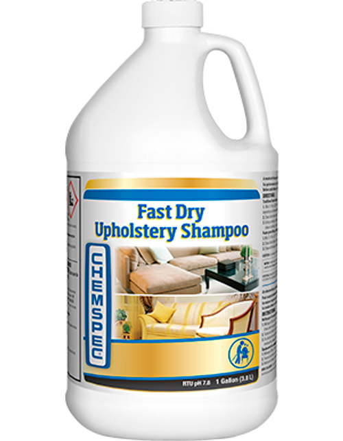 Fast Dry Upholstery Shampoo