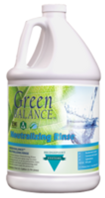 Green Balance Neutralizing Rinse
