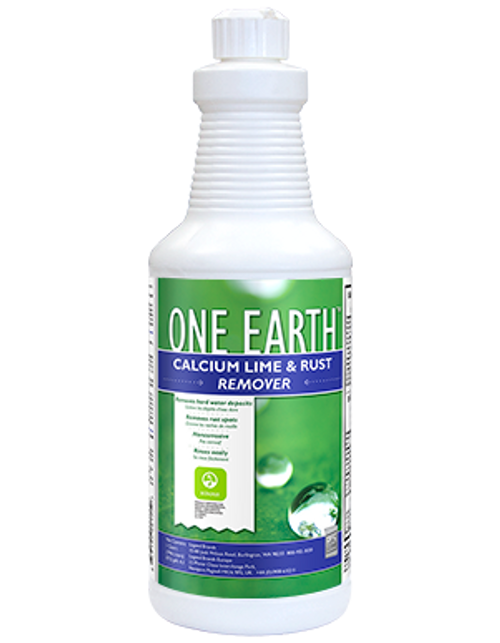 ONE EARTH Calcium, Lime and Rust Remover
