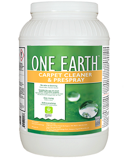 ONE EARTH Carpet Cleaner and Prespray