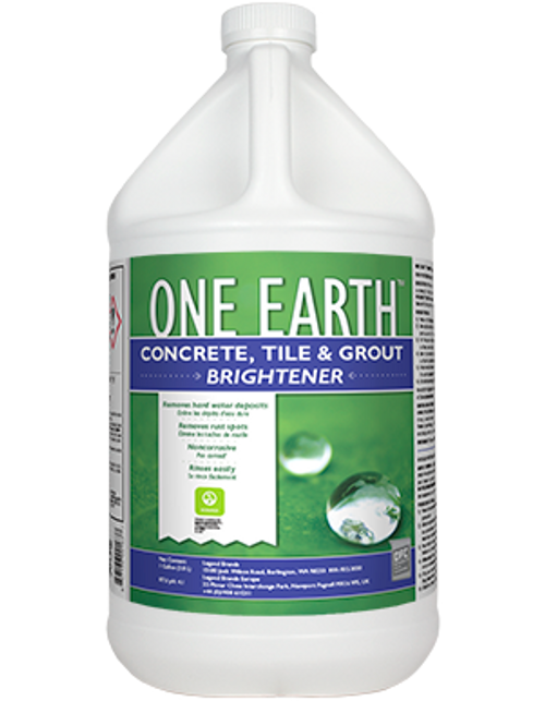 ONE EARTH Concrete, Tile and Grout Brightener