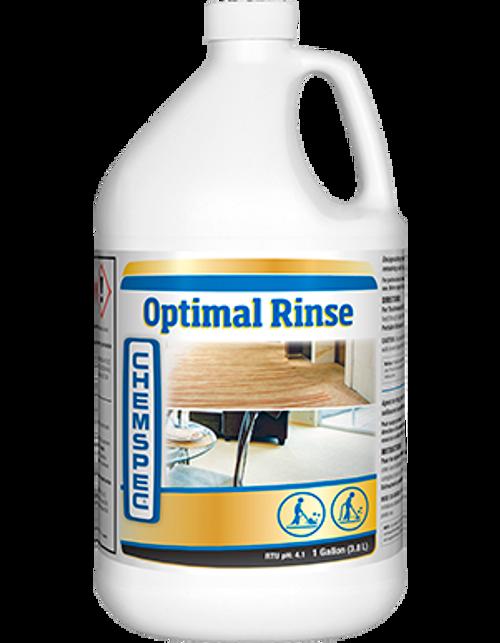Optimal Rinse