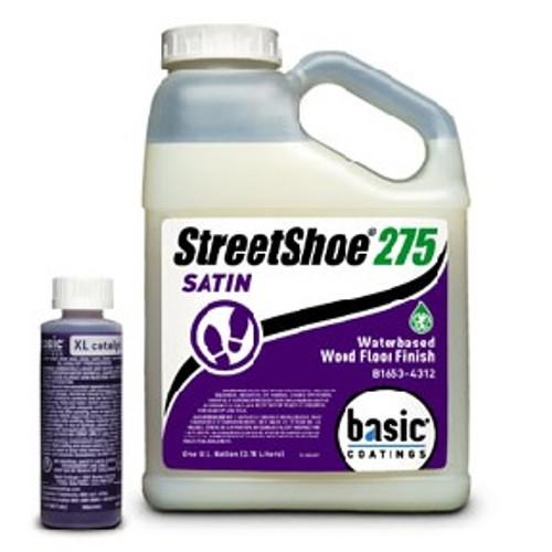 StreetShoe 275 Super Matte gal w/catalyst