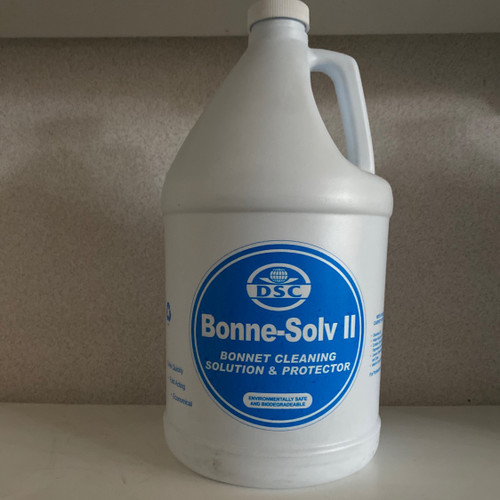 ALL CARE BONNET CLEANER II