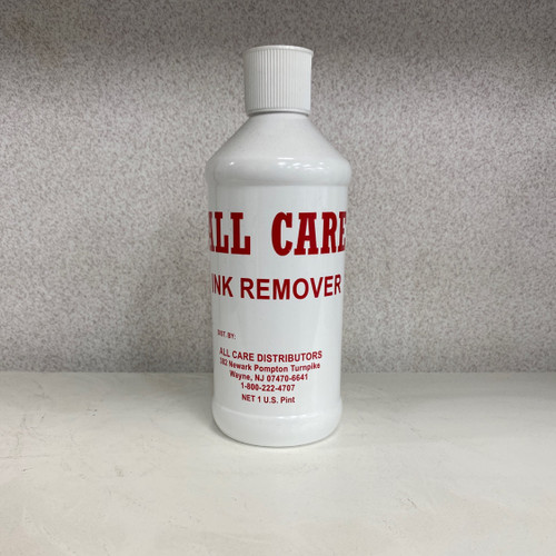 ALL CARE Ink Remover (Pint Size)