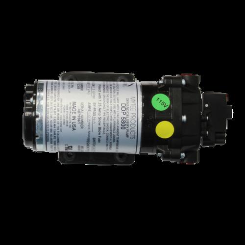 120 PSI demand pump, 1.3 GPM