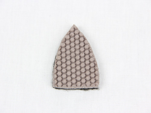"Triangle Cheetah Pad STEP 4 (1.5"" x 2"")"