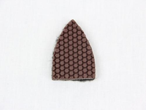 "Triangle Cheetah Pad STEP 1 (1.5"" x 2"")"