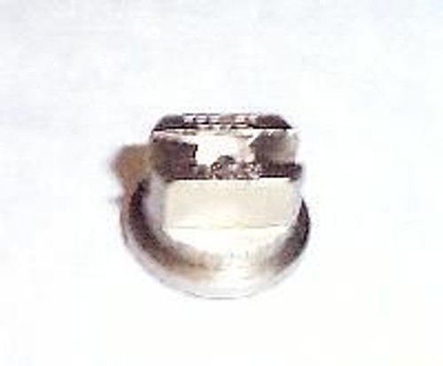 Stainless Steel TeeJet, 8001