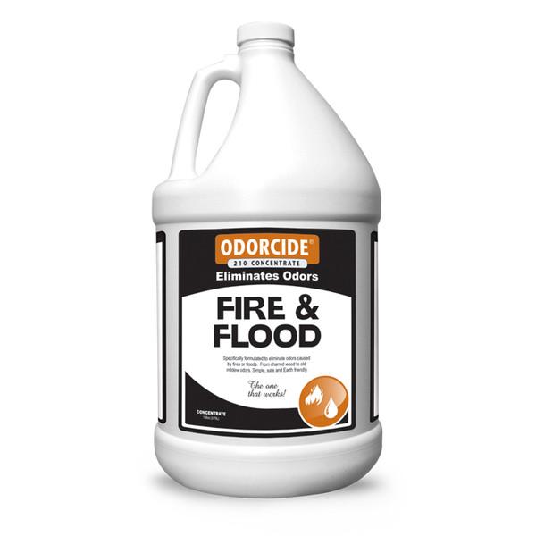 Odorcide 210 FIRE & FLOOD (Gallon)