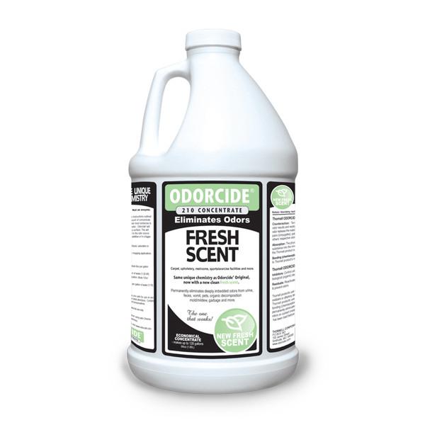 Odorcide 210 FRESH SCENT (Half-Gallon)