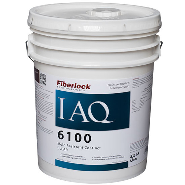 IAQ 6100 Mold Resistant Coating Clear 5/gal