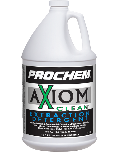 Axiom Clean Extraction Detergent