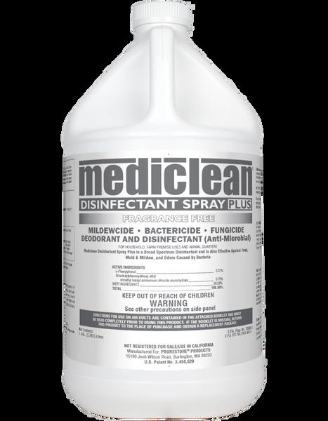 Mediclean Disinfectant Spray Plus Frag Free