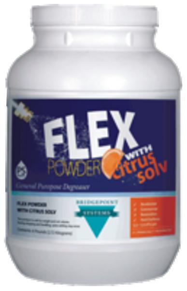 Flex Powder with Citrus Solv