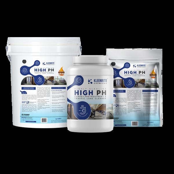 High pH