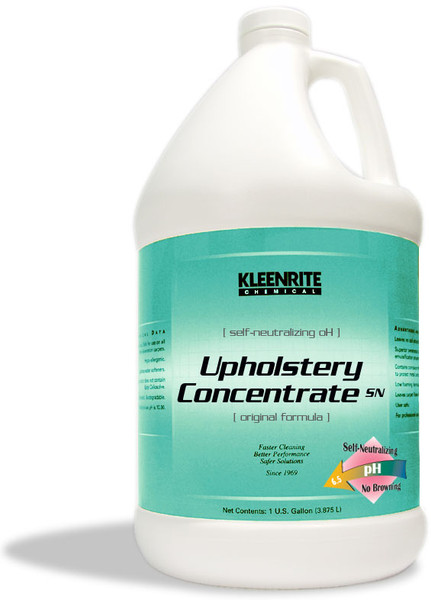 Upholstery Concentrate SN