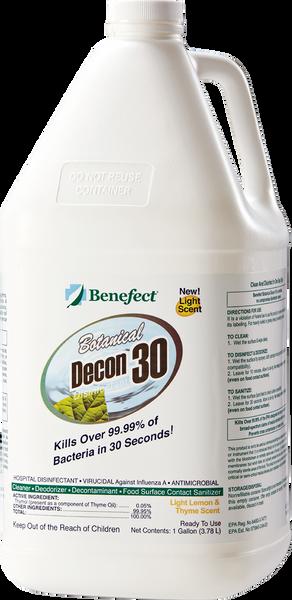 Benefect Botanical Decon 30